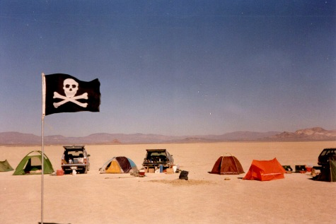 1990 Burning Man