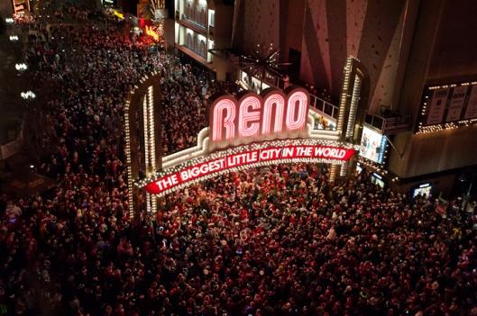 Reno, Santa Crawl